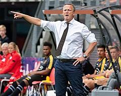 """Fin de l'aventure pour un ancien entraîneur d'Anderlecht: """"Je suis fier"""""""
