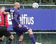 """Il a joué 45 minutes contre le RWDM: """"Kompany ne laisse pas tomber son ami"""""""