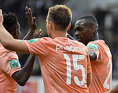 Un contact positif pour Anderlecht