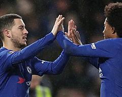 """Sarri sous le charme d'Hazard: """"Il peut devenir le meilleur"""""""