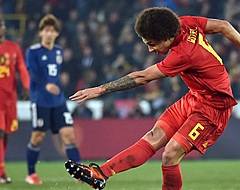 Axel Witsel remercie les supporters du Standard