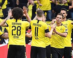 Witsel ouvre la marque pour Dortmund après un bel assist d'Hazard (🎥)