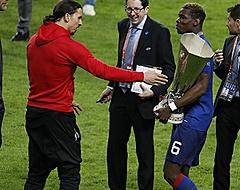 """Paul Pogba: """"Lukaku est le meilleur attaquant de la Premier League"""""""