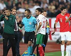Six Bulgares interpellés après le match contre l'Angleterre