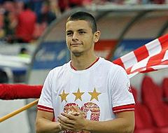 L'Eintracht Francfort signe un grand espoir serbe pour remplacer Jovic