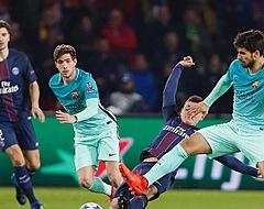 Premier départ au FC Barcelone