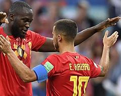 La Belgique a égalé un record face au Panama