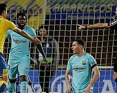 La saison commence mal pour Thomas Vermaelen à Barcelone