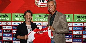 Foto: Aline Zeler relève un nouveau défi au PSV