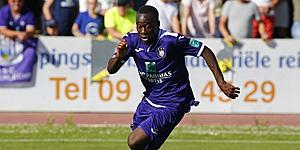 Foto: Un espoir d'Anderlecht prêté en D1 hollandaise
