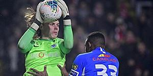 """Foto: Des clubs étrangers voulaient Vandevoordt, Genk le """"blinde"""""""