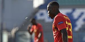 Foto: Orel Mangala en route pour la Ligue 1 ?
