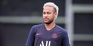 Foto: Mercato:  Neymar cite Bob Marley pour transmettre un message...
