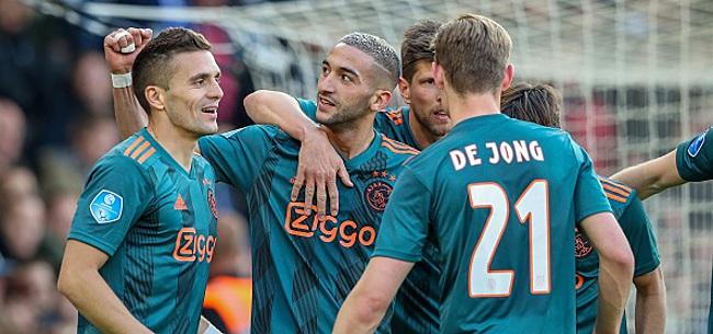 Foto: OFFICIEL L'Ajax met 7 millions pour un défenseur argentin