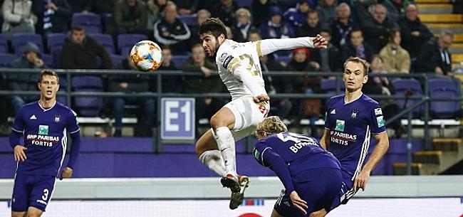 Foto: Pozuelo vers Anderlecht ou le Moyen-Orient ? Clement fait le point