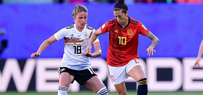 Foto: Coupe du monde féminine - Espagne, Chine et Allemagne  en 1/8es de finale