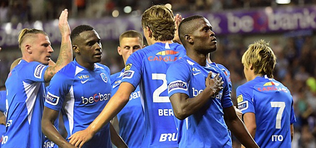 Foto: Genk pourra compter sur son douzième homme pour la Ligue des Champions