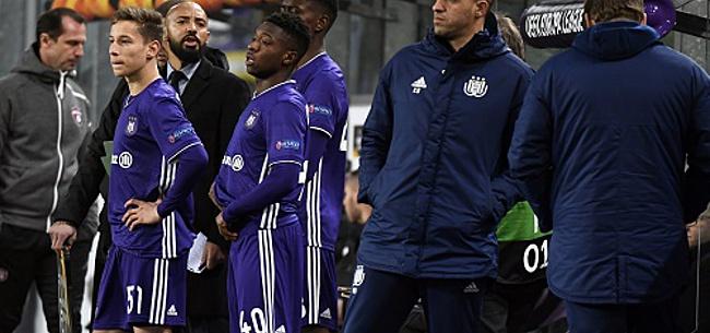 Foto: Après Verschaeren, Anderlecht veut blinder une autre révélation