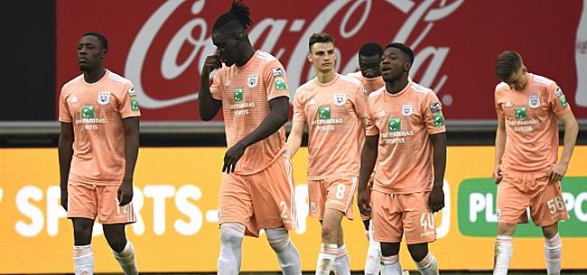 Foto: Anderlecht en lutte avec d'autres clubs belges pour un Australien