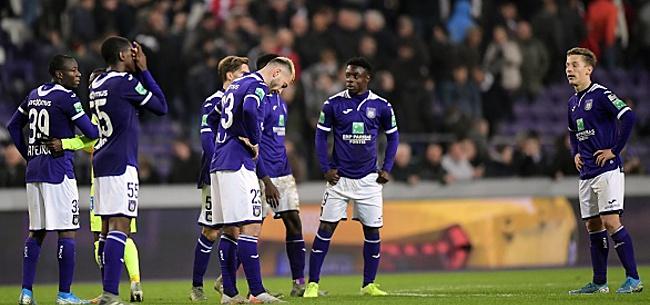 Foto: Anderlecht: un retour au pays se précise