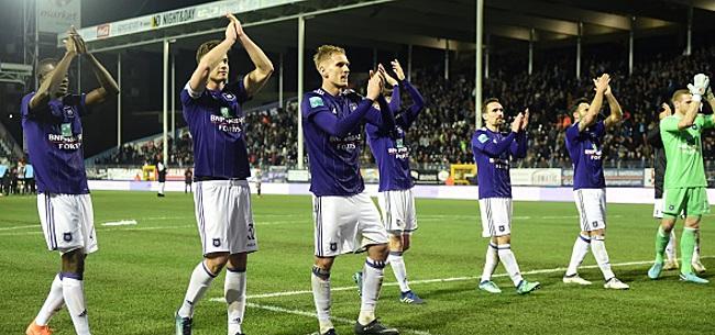 Foto: Anderlecht: