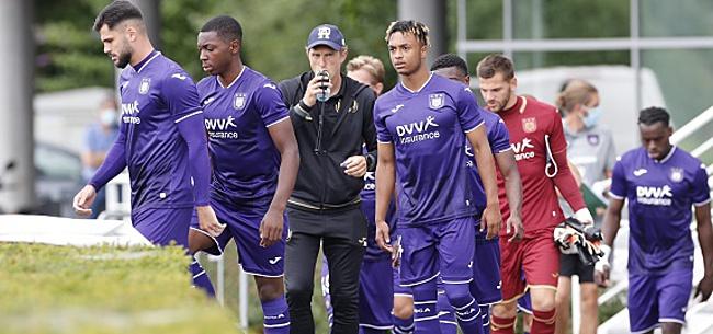 Foto: Nettoyage à Anderlecht: encore douze joueurs à caser
