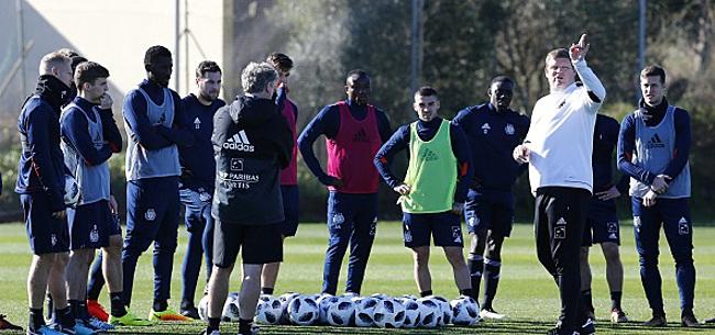 Foto: Le noyau d'Anderlecht a ,plus de qualité que celui de Bruges mais...
