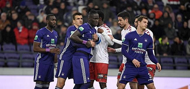 Foto: Un Anderlechtois ne veut pas faire sa pub: à tort?