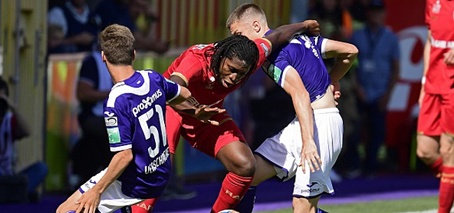 Foto: Les jeunes d'Anderlecht font plaisir à voir :