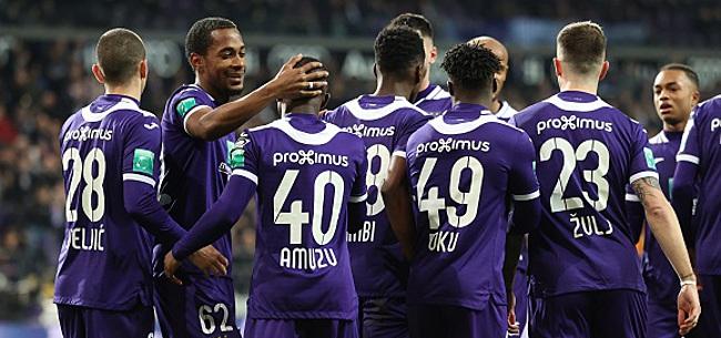 Foto: Anderlecht veut recruter un attaquant: son profil est connu