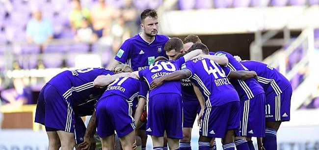 Foto: Anderlecht veut engranger deux millions pour un joueur superflu