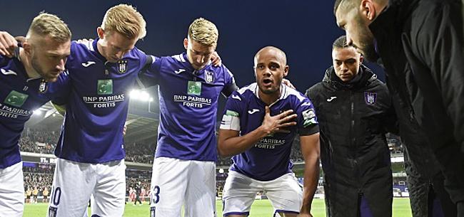 Foto: Anderlecht a un rendez-vous samedi midi