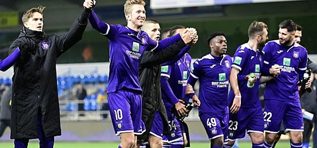 Foto: 800.000 euros: c'est trop pour cet Anderlechtois!