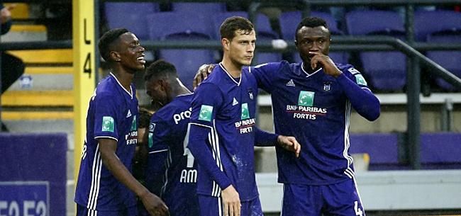 Foto: Anderlecht à fond sur un meneur de jeu belge
