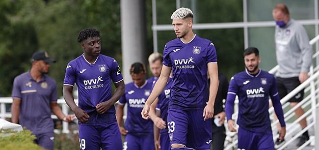 Foto: Anderlecht, le risque du 0-0 est bien réel
