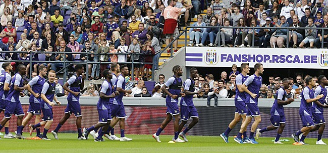 Foto: INCROYABLE Anderlecht a
