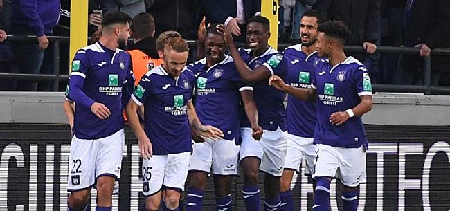 Foto: Le Juan Cuadrado d'Anderlecht est de retour en Belgique