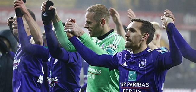 Foto: TRANSFERTS: Anderlecht est trop radin, le Standard allonge