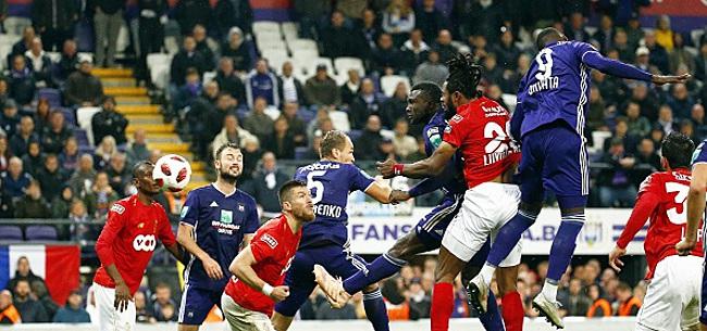 Foto: Anderlecht et le Standard donnent l'exemple, les autres sont de mauvais élèves