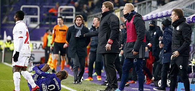 Foto: Combien de fois le noyau d'Anderlecht vaut-il celui du Standard?