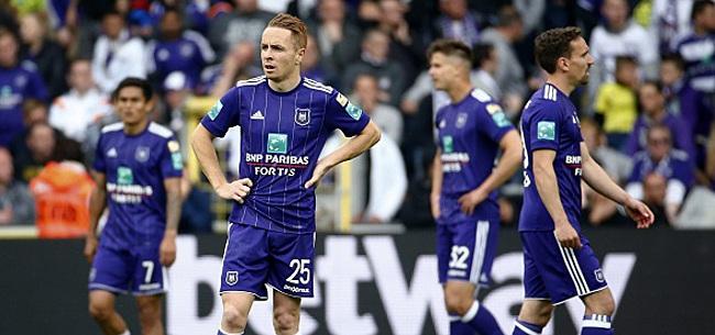 Foto: Anderlecht est pressé: un double transfert annoncé