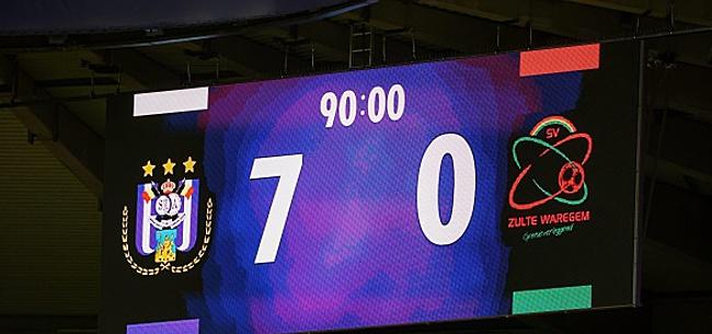 Foto: Anderlecht pas si mauvais et Charleroi pas si bon qu'on le croit