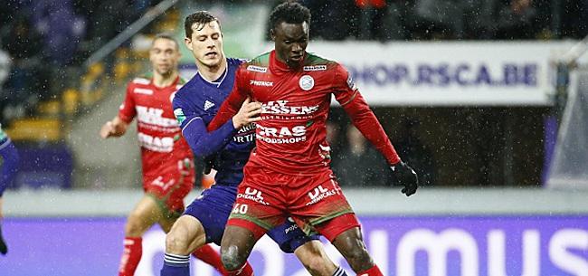 Foto: Anderlecht - Zulte :
