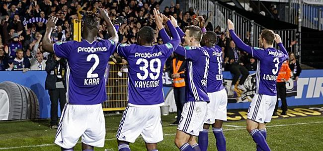 Foto: Il n'y avait pas de meilleure proposition qu'Anderlecht