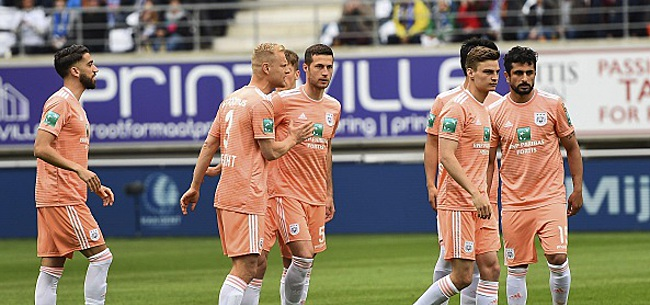 Foto: Anderlecht peut trembler: Dortmund veut lui chiper son attaquant
