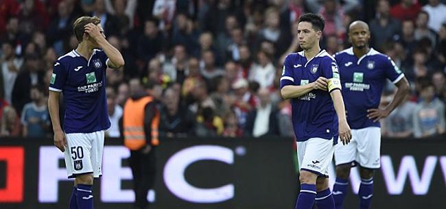 Foto: Semaine d'enfer à Anderlecht:  il faut absolument caser 4 ou 5 joueurs