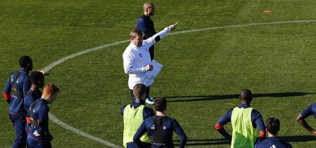 Foto: Un idiot ne pourrait pas jouer avec Vanhaezebrouck