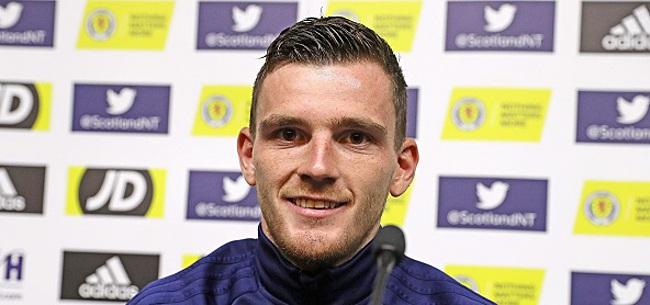 Foto: Cinq changements dans l'équipe d'Ecosse: Robertson absent