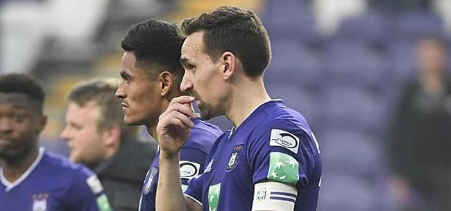 Foto: Anderlecht a trois alternatives après la blessure de Najar