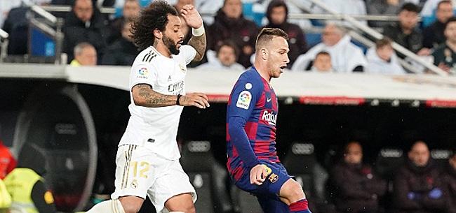 Foto: Barcelone confirme: Arthur à la Juve pour plus de 72 M d'euros